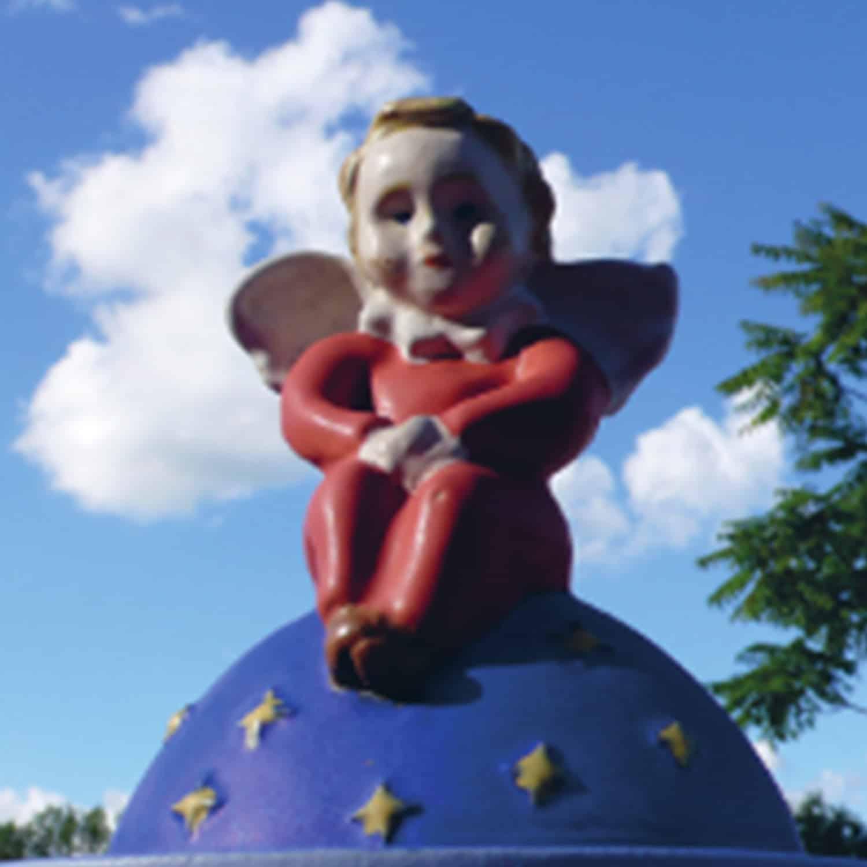 Kindermonument Artalon Gedenkbeelden